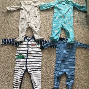 9 Month Pajama Bundle